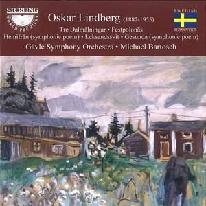 Oskar Lindberg: Tre dalmålningar and other orchestral works Product Image