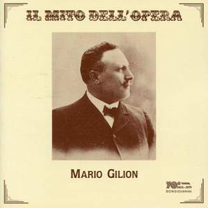 Mario Gilion: Opera Arias