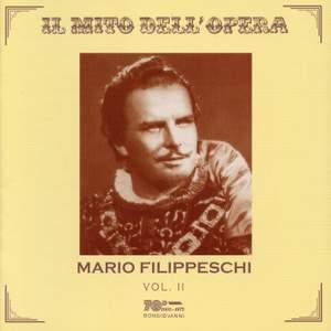 Mario Filippeschi: Opera Arias Vol 2