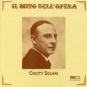 Cristy Solari: Opera Arias