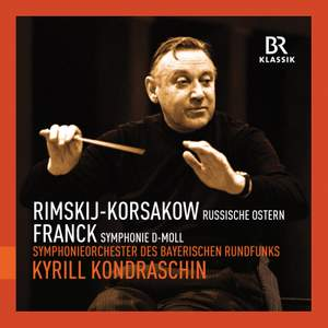 Kyrill Kondraschin conducts Rimsky Korsakov and Franck