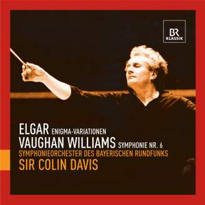 Sir Colin Davis conducts Elgar and Vaughan Williams