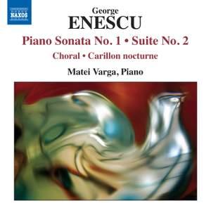 Enescu: Piano Music Product Image