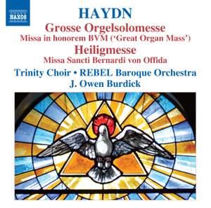 Haydn: Große Orgelmesse & Heiligmesse