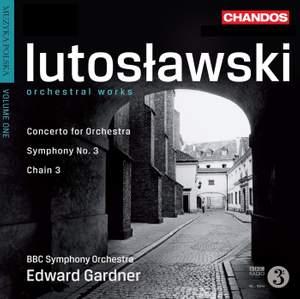 Lutosławski: Orchestral Works 1