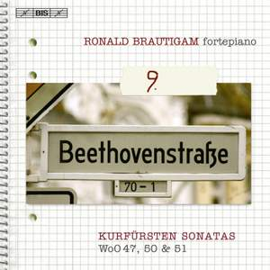 Beethoven - Complete Works for Solo Piano Volume 9