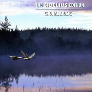 The Sibelius Edition Volume 11 - Choral Music Product Image