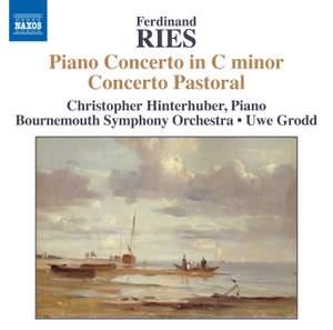 Ries - Piano Concertos Volume 4