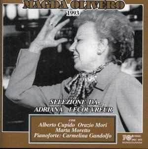 Magda Olivero 1993