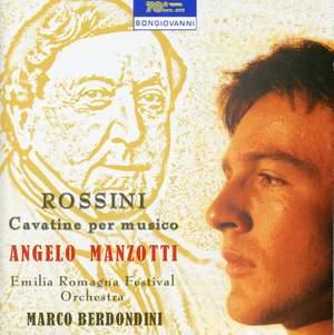Rossini: Cavatine per musico