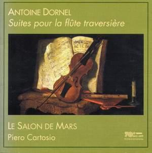 Antoine Dornel: Flute Suites Product Image