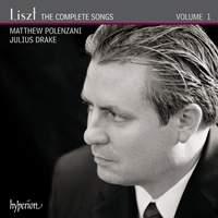 Liszt: The Complete Songs Volume 1 - Matthew Polenzani
