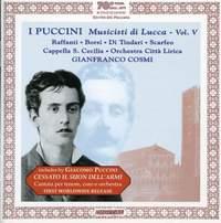 I Puccini: Musicisti Di Lucca, Vol 5