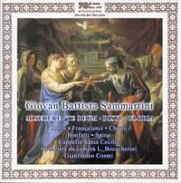 Sammartini: Choral Works