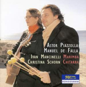 Piazzolla & Falla: Dance Music