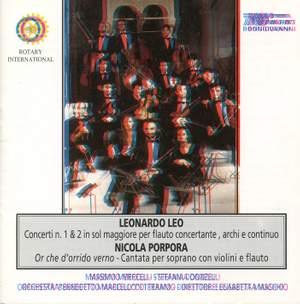 Leo & Porpora: Orchestral Works