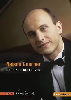 Nelson Goerner live at Verbier Festival
