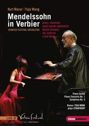 Mendelssohn in Verbier Product Image
