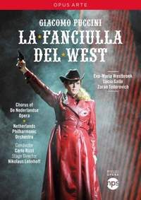 La fanciulla del West - DVD Choice
