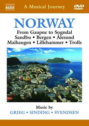 Norway - From Gaupne to Sogndal