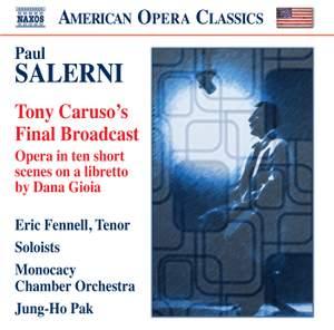 Salerni: Tony Caruso's Final Broadcast Product Image