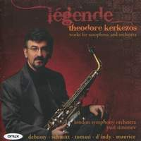 Légende: Theodore Kerkezos