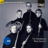 Great Norwegian Performers 1945-2000, Volume 5