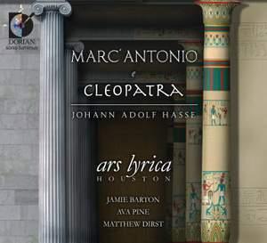 Hasse, J A: Marc' Antonio e Cleopatra