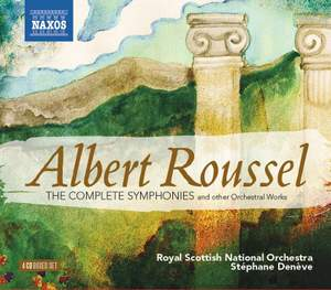 Roussel: The Complete Symphonies Product Image
