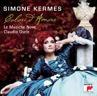 Simone Kermes: Colori d'Amore