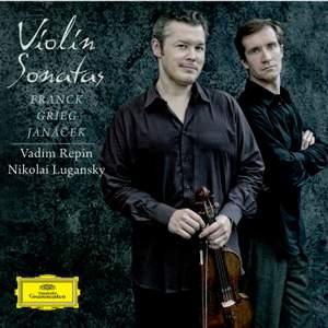 Vadim Repin & Nikolai Lugansky: Violin Sonatas