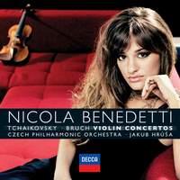 Tchaikovsky & Bruch: Violin Concertos