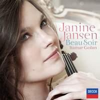 Janine Jansen: Beau Soir