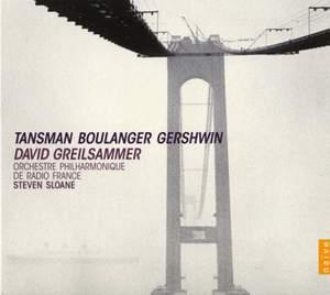 David Greilsammer plays Gershwin, Tansman & Boulanger