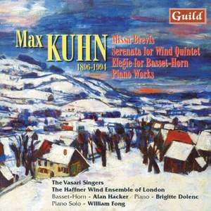 Music by Max Kuhn Product Image