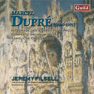Marcel Dupré: Organ Works Vol. 4