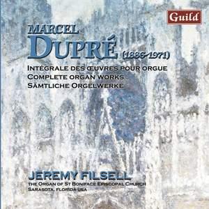 Marcel Dupré: Organ Works Vol. 5