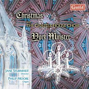 Christmas with the Chapter House Choir in York Minster