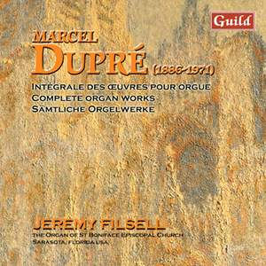 Marcel Dupré: Organ Works Vol. 6