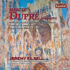 Marcel Dupré: Organ Works Vol. 9