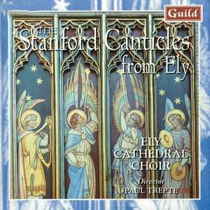 The Stanford Canticles from Ely Product Image