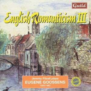 English Romanticism III Product Image