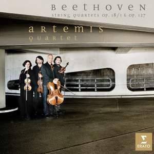 Beethoven: String Quartets Op. 18, No. 1 & Op. 127