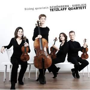 Schoenberg & Sibelius: String Quartets
