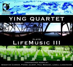 Ying Quartet plays LifeMusic III Product Image