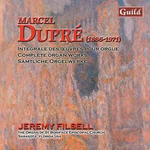 Marcel Dupré: Organ Works Vol. 10 Product Image