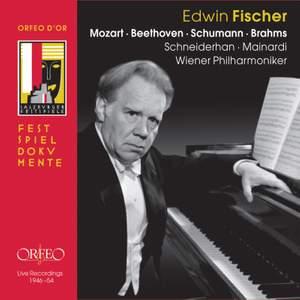 Edwin Fischer Live Recordings 1946-54