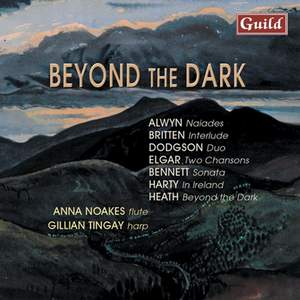 Beyond the Dark: Works for Flute and Harp