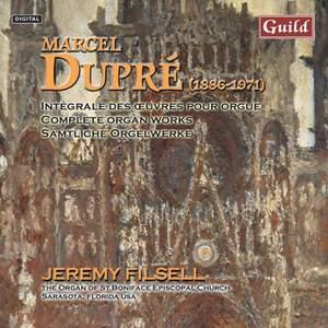 Marcel Dupré: Organ Works Vol. 12