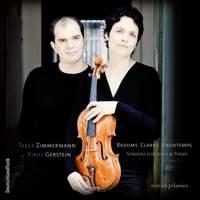 Zimmermann & Gerstein: Sonatas for Viola & Piano Vol. 1